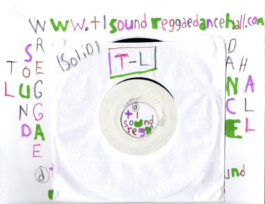 TL Sound Reggae DanceHall Vinyl Artist Starting With (T) Kid Pecos