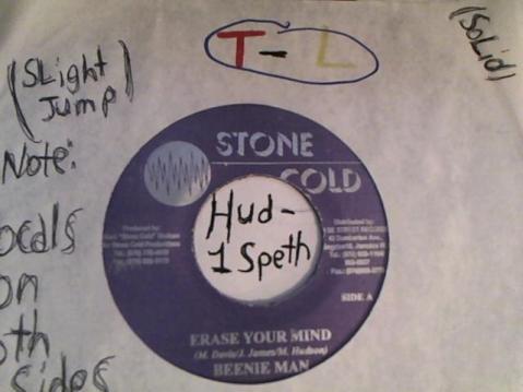 Hud-2 vinyl photos 2271