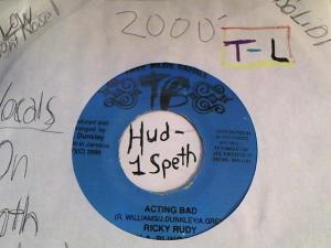 Hud-2 vinyl photos 2312