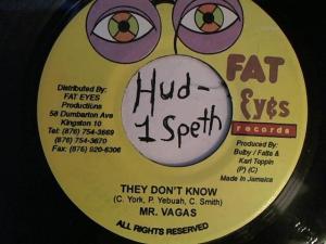 Hud-2 vinyl photos 2324