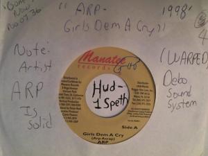 Hud-2 vinyl photos 2329