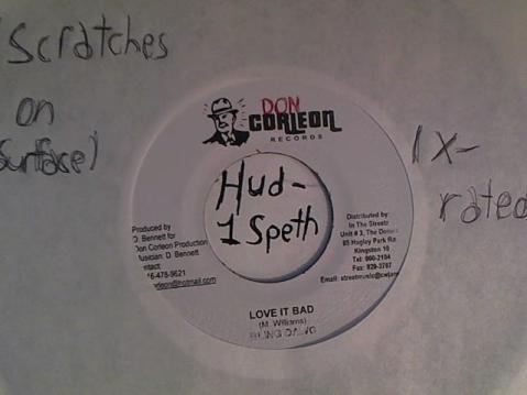 Hud-2 vinyl photos 2332