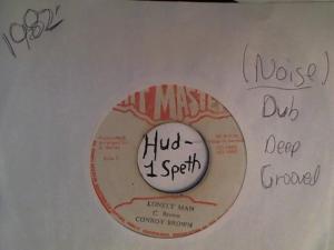 Hud-2 vinyl photos 2358