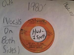Hud-2 vinyl photos 2367