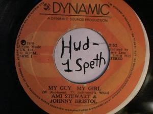Hud-2 vinyl photos 2368
