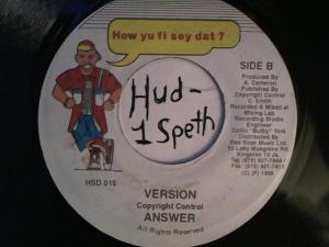 Hud-2 vinyl photos 2408