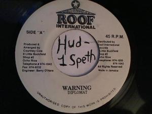 Hud-2 vinyl photos 2970