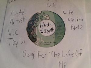 Hud-2 vinyl photos 3223