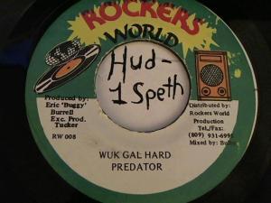 Hud-2 vinyl photos 3817