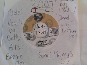 Hud-2 vinyl photos 780