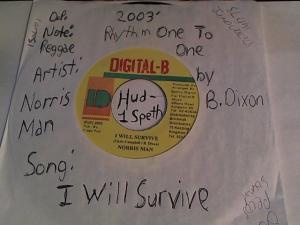 Hud-2 vinyl photos 915