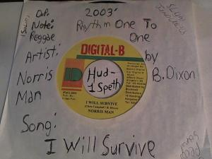 Hud-2 vinyl photos 916