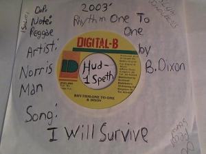 Hud-2 vinyl photos 917