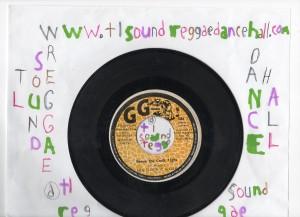 TL Sound Reggae DanceHall Vinyl Artist Starting With (G) Kid Pecos